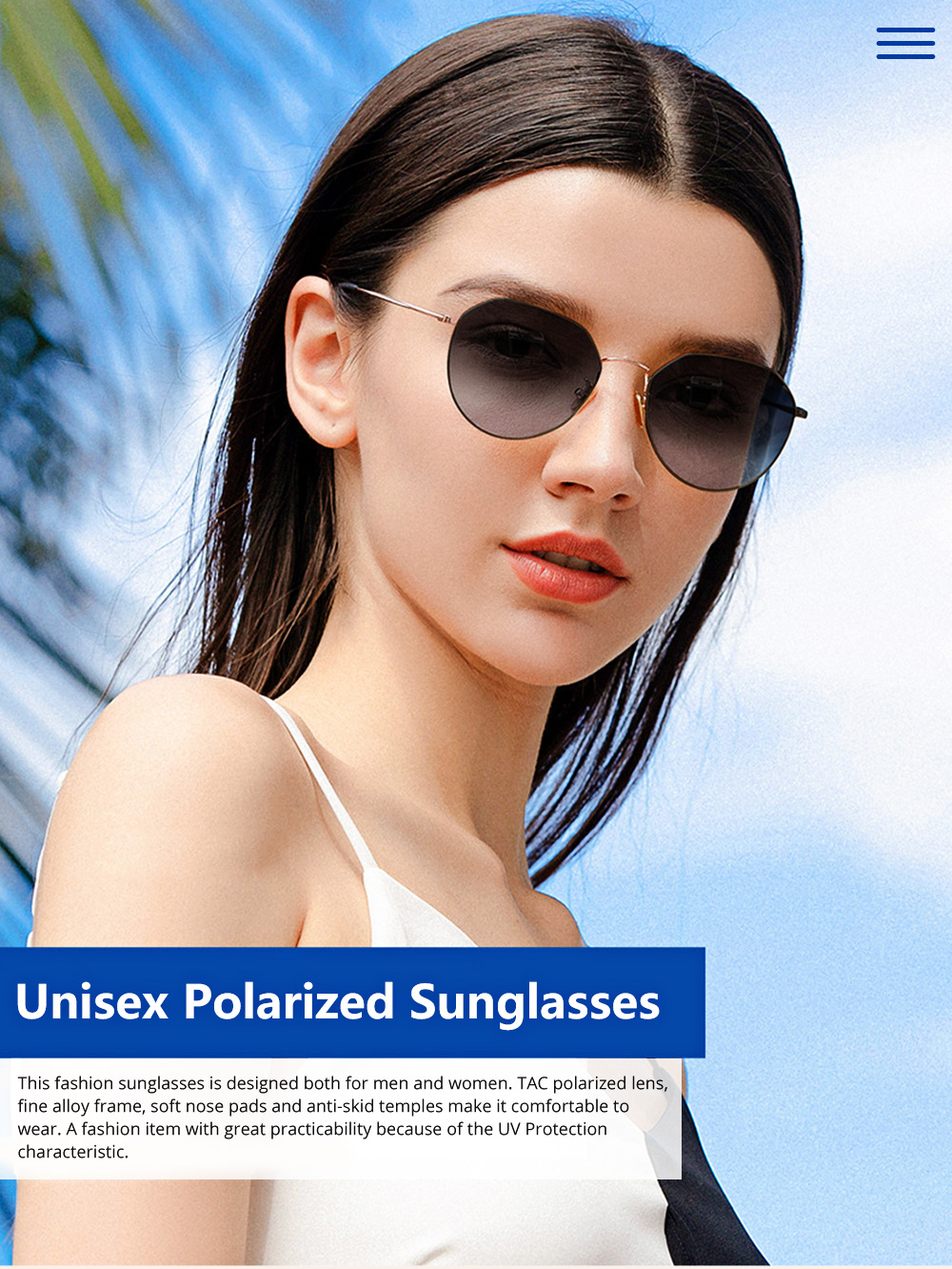 Pulais TAC Polarized Sunglasses for Men and Women 100% UV Protection Outdoor Driving Fashion Accessories 0
