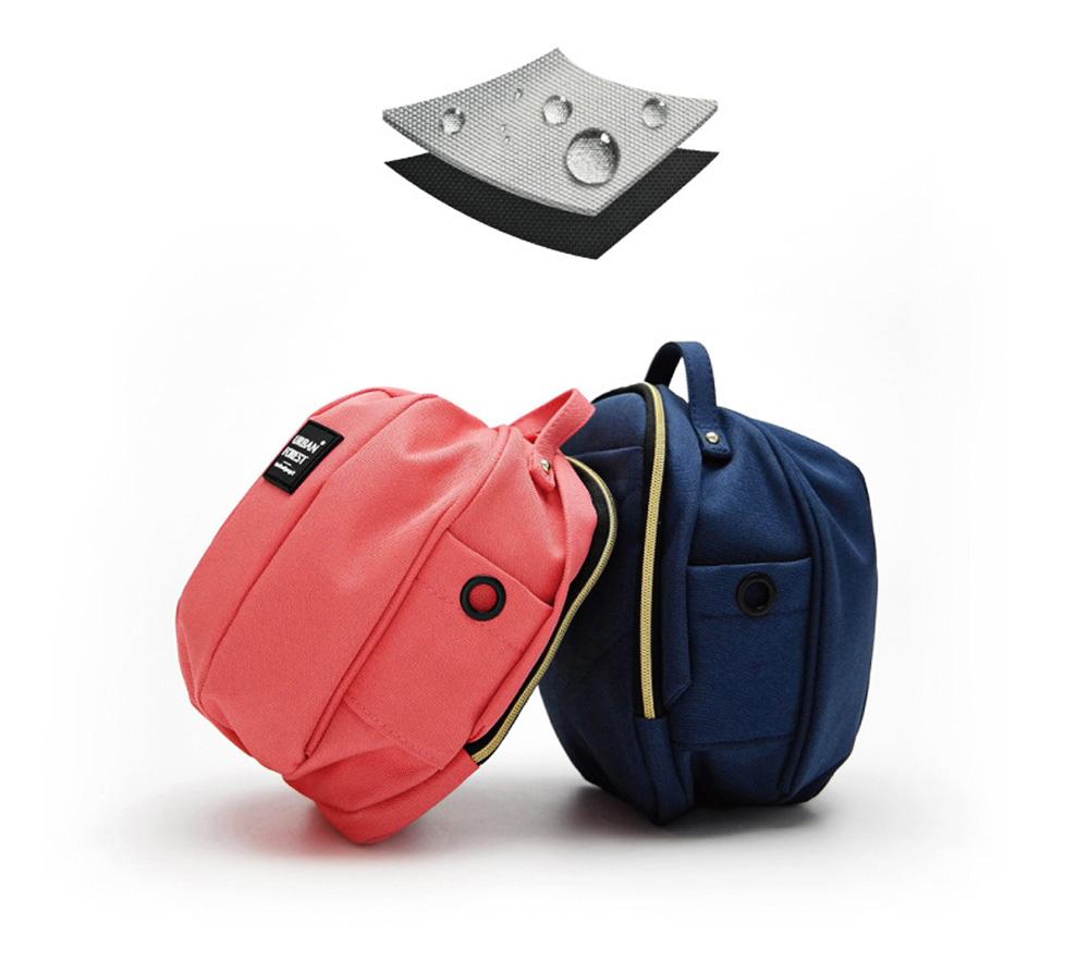 Mini Shoulder Bag for Children Small Size Large Capacity Waterproof Beatles Package Adjustable Shoulder Strap Hand Bag 4