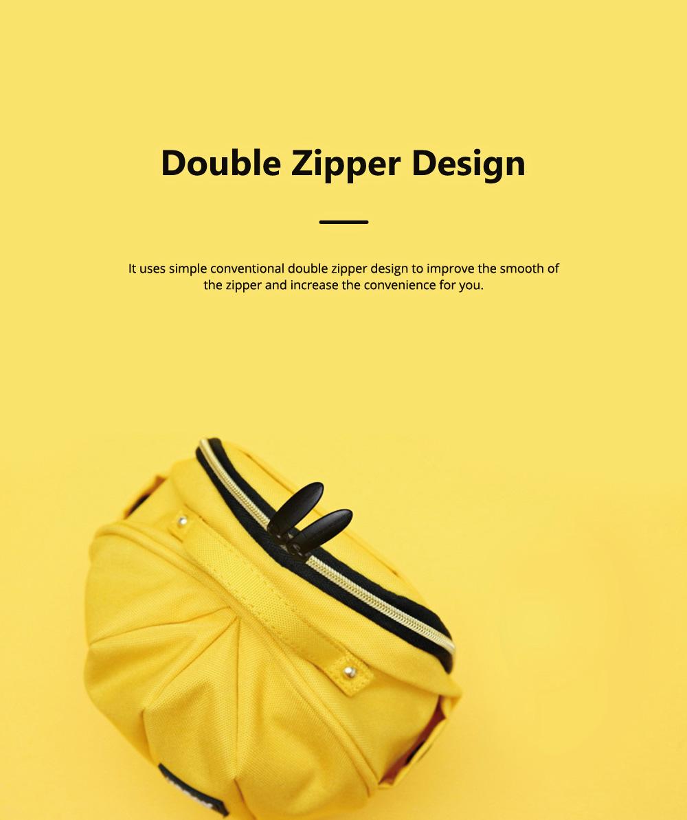 Mini Shoulder Bag for Children Small Size Large Capacity Waterproof Beatles Package Adjustable Shoulder Strap Hand Bag 6