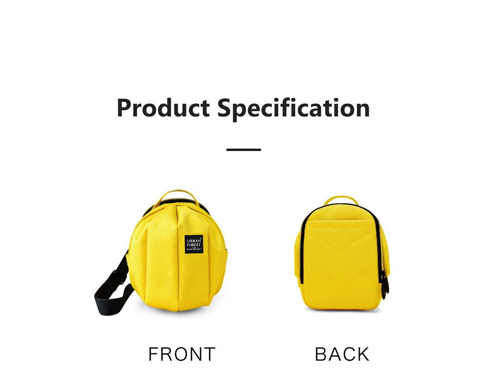 Mini Shoulder Bag for Children Small Size Large Capacity Waterproof Beatles Package Adjustable Shoulder Strap Hand Bag 8