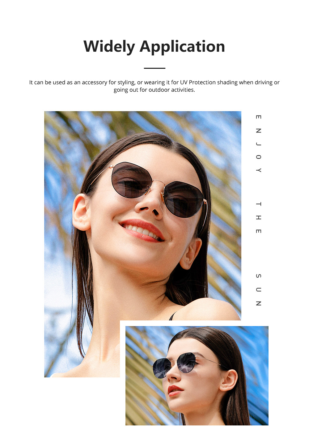 Pulais TAC Polarized Sunglasses for Men and Women 100% UV Protection Outdoor Driving Fashion Accessories 5