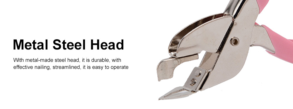 High Quality Hand Held Staple Remover Office Staple Remover Labor-saving And Comfortable Not To Hurt The Paper Stapler 4