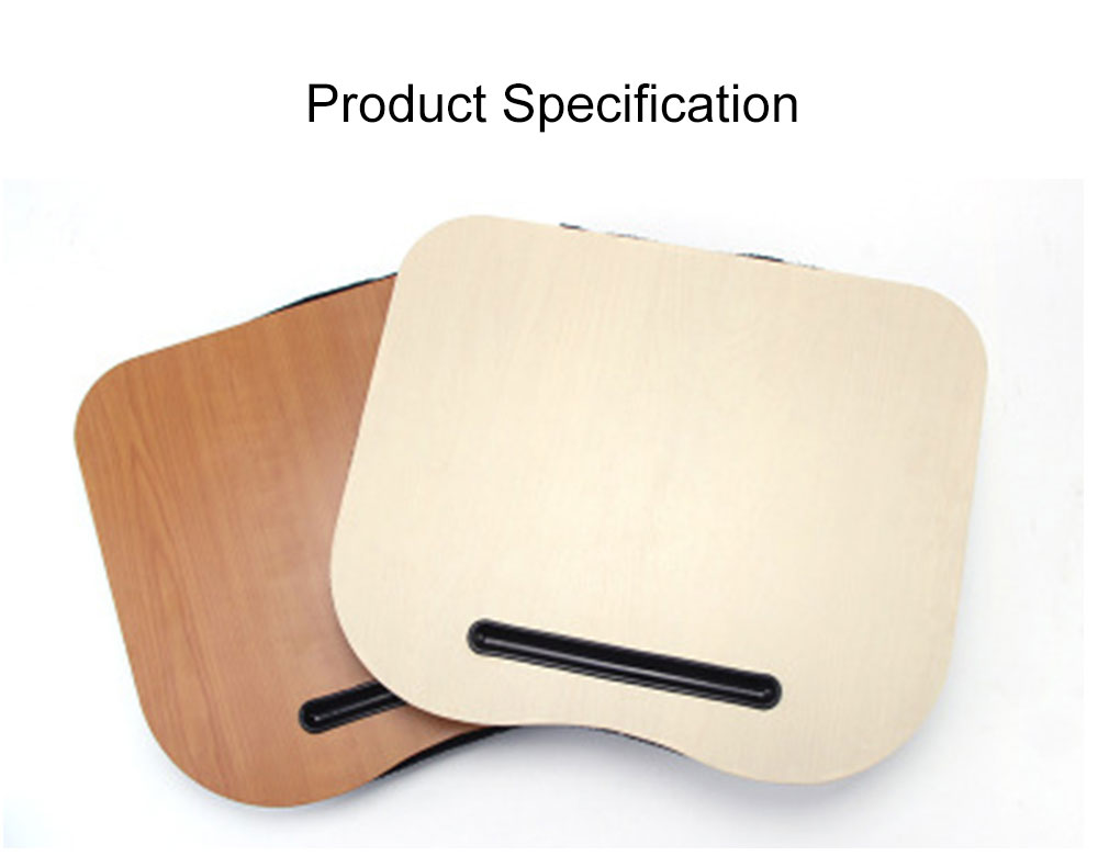 Lightweight Laptop Pad Portable laptop Lap Desk Fashion Cushion Laptop Stand for Home, Coffee Shops, Dorms, Airports, Hotels 6