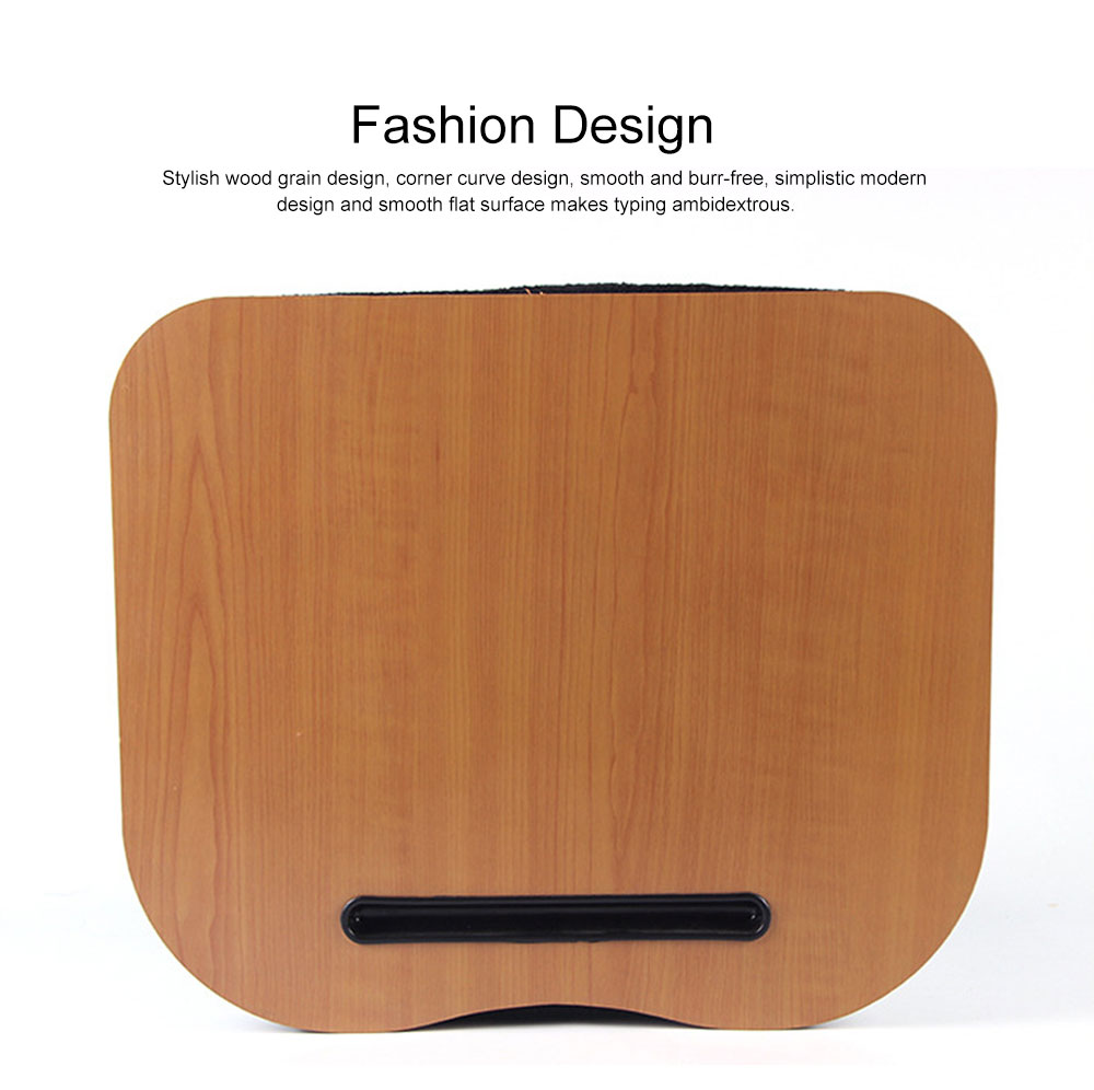 Lightweight Laptop Pad Portable laptop Lap Desk Fashion Cushion Laptop Stand for Home, Coffee Shops, Dorms, Airports, Hotels 1