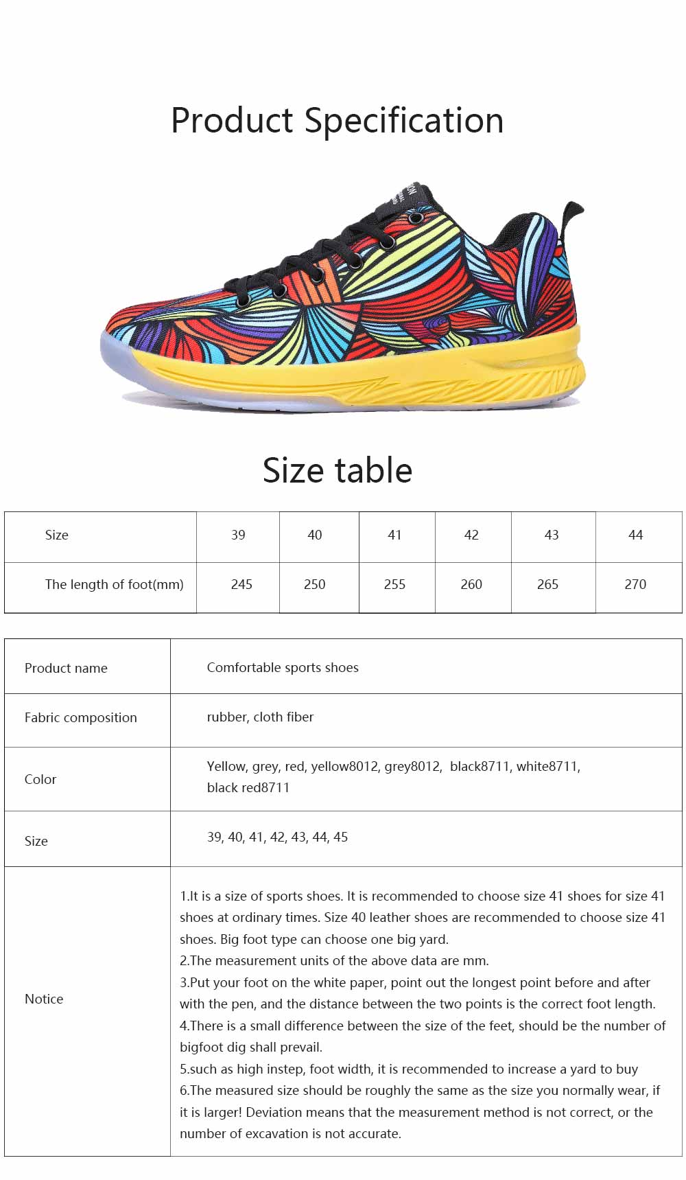 Comfortable Sports Shoes for Men Fashion Color Matching Microfiber Leather Support and Protect Ankle Sneakers for Four Seasons 6