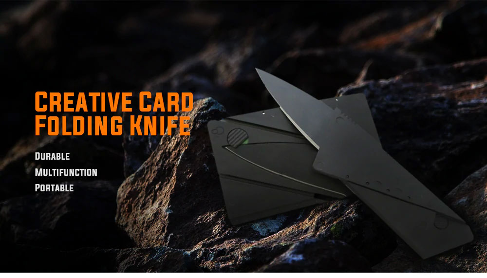 Ultra-thin Portable Multifunctional Mini Folding Outdoors Swiss Army Knife Card Sharp Delicate Fruit Knife 0