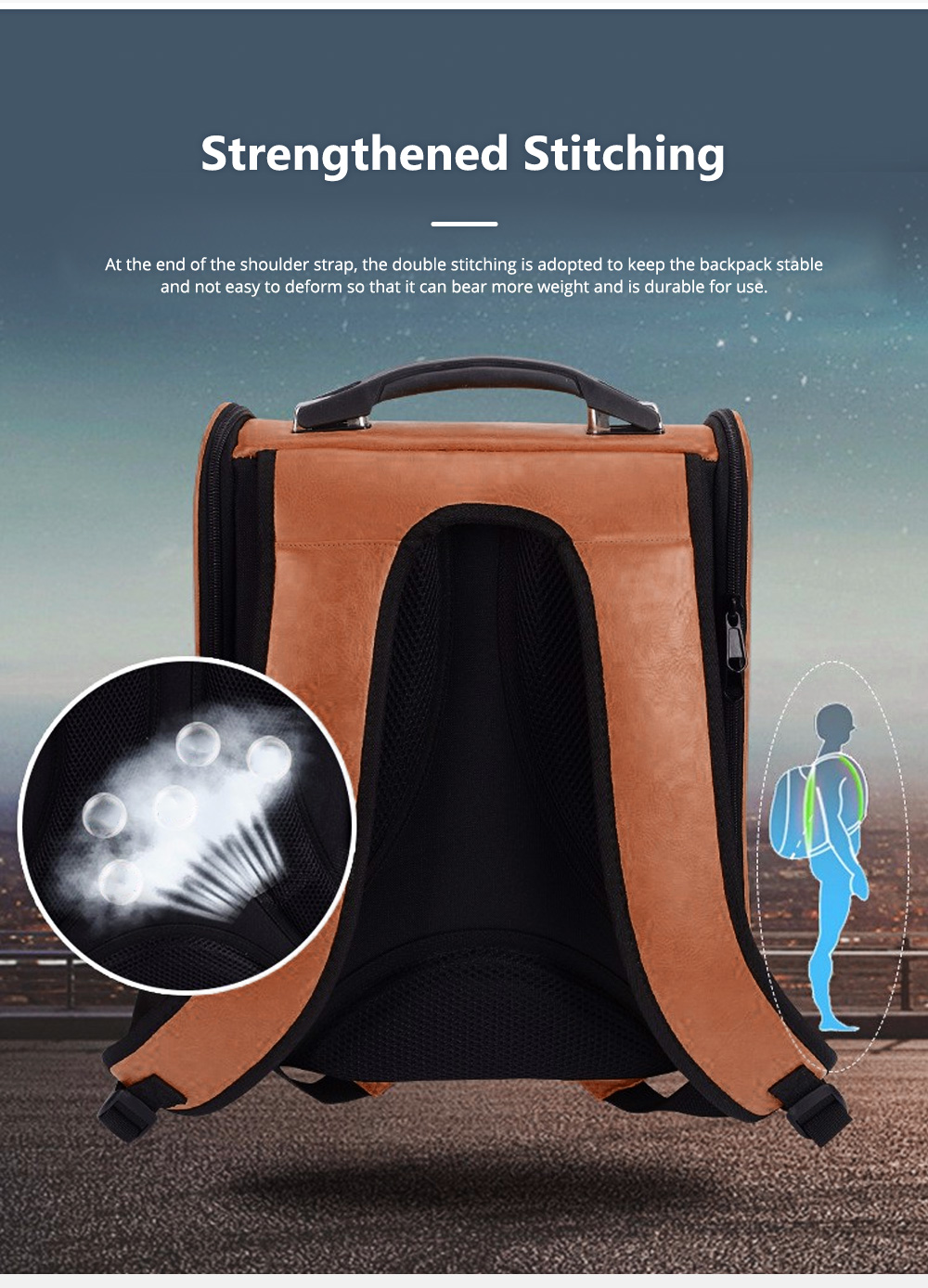 Pure Color Pet Space Capsule Backpack Nontoxic Breathable Knapsack for Dog Cat Going out Pet Products Packsack for Carrying Pet 4