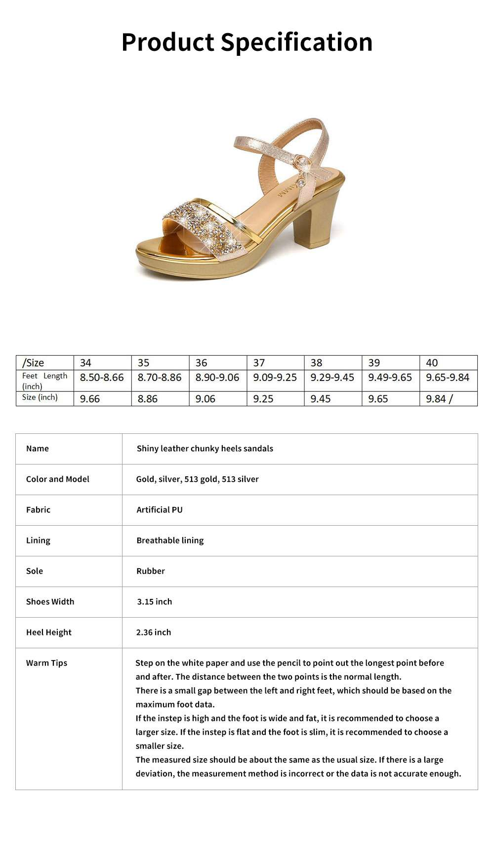 Fancy Elegant Shiny Surface Chunky Heels Leather Sandals Hollow Flower Pattern Upper Peep-Toe High Heel with Metal Buckle 7