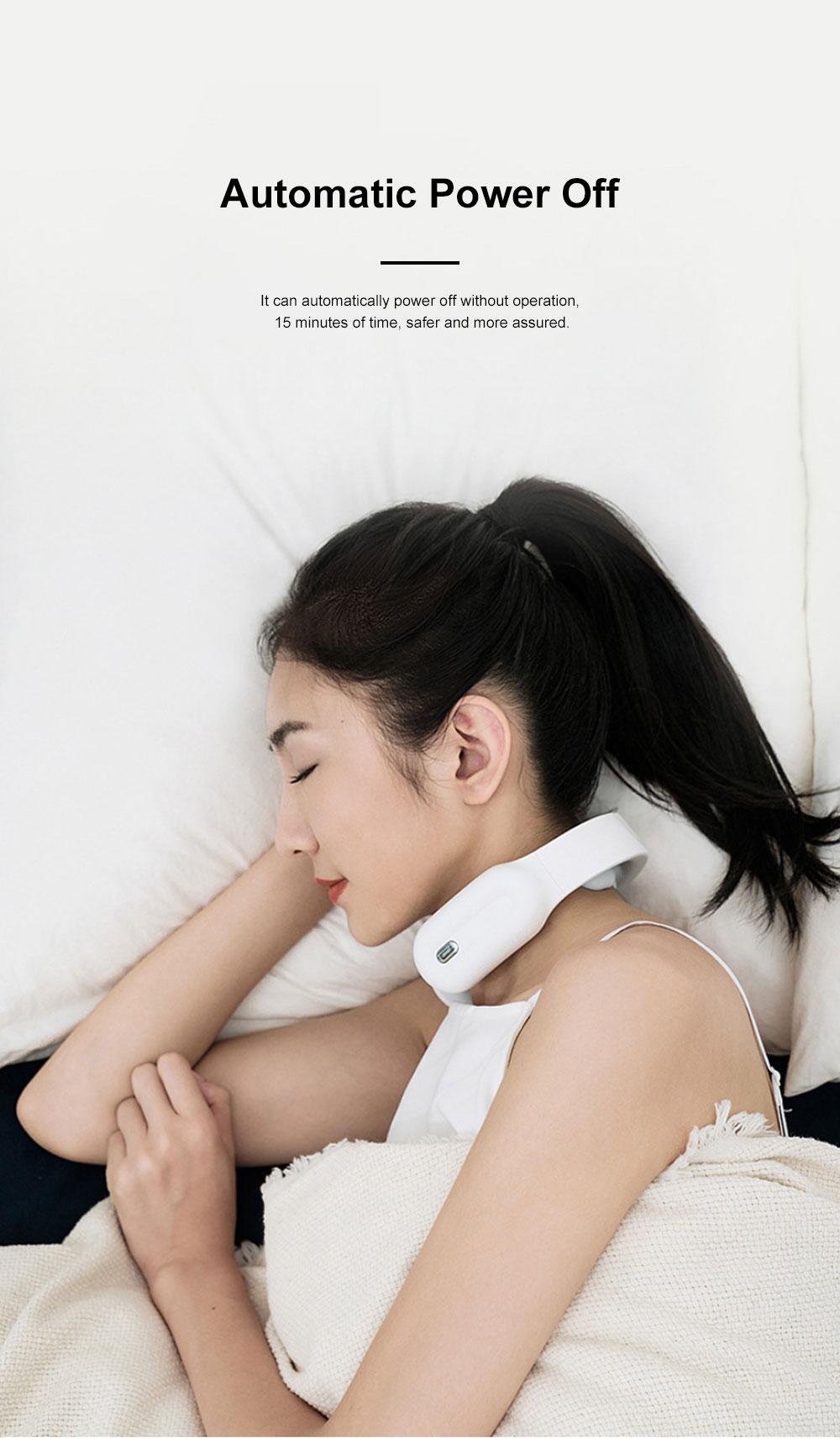 Household Electric Neck Massage Instrument Intelligent Multifunctional Nursing Instrument for Neck Shoulder Waist and Neck 6