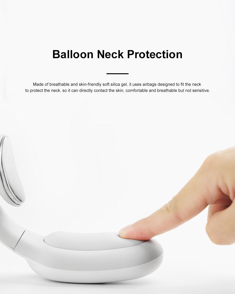 Household Electric Neck Massage Instrument Intelligent Multifunctional Nursing Instrument for Neck Shoulder Waist and Neck 9