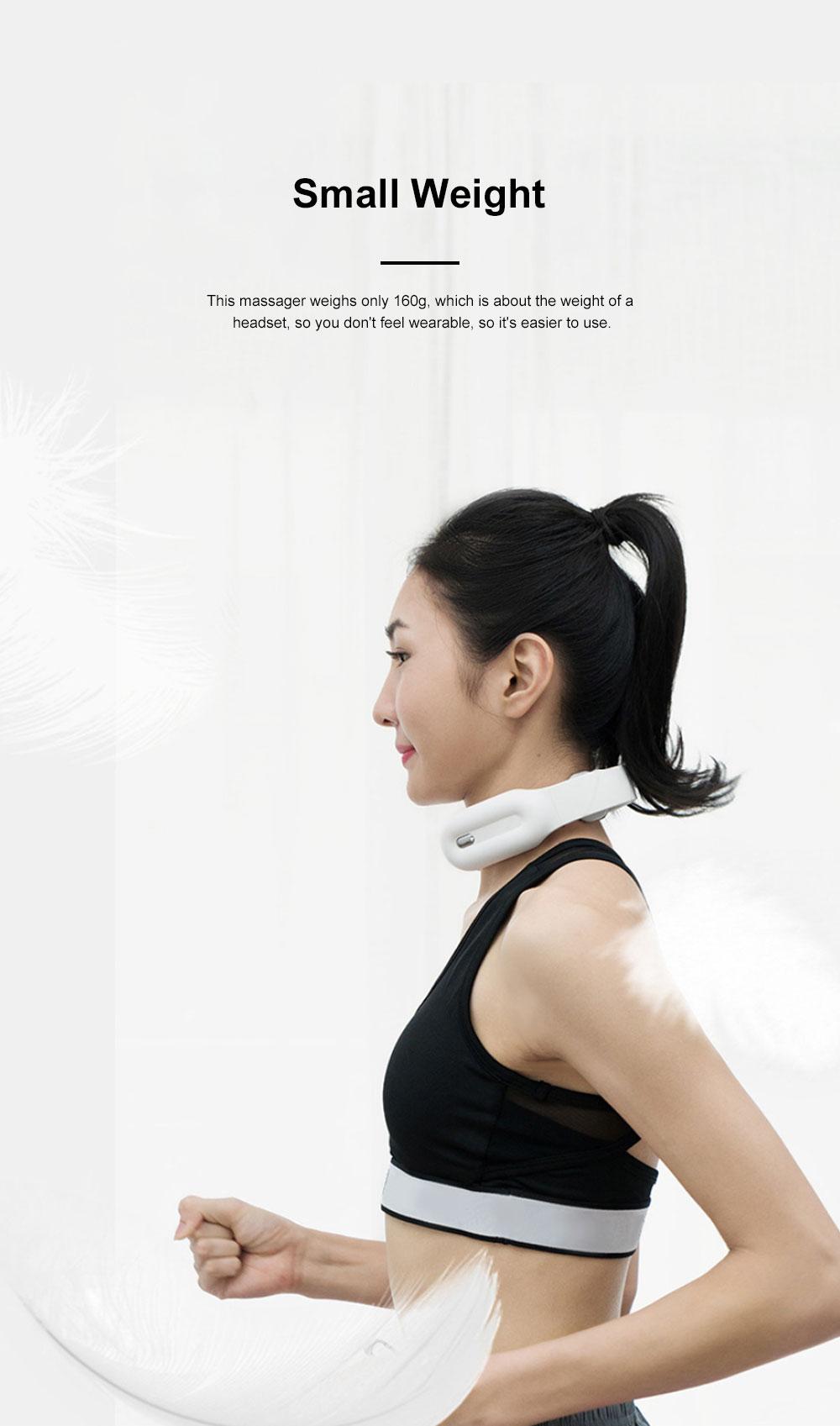 Household Electric Neck Massage Instrument Intelligent Multifunctional Nursing Instrument for Neck Shoulder Waist and Neck 7