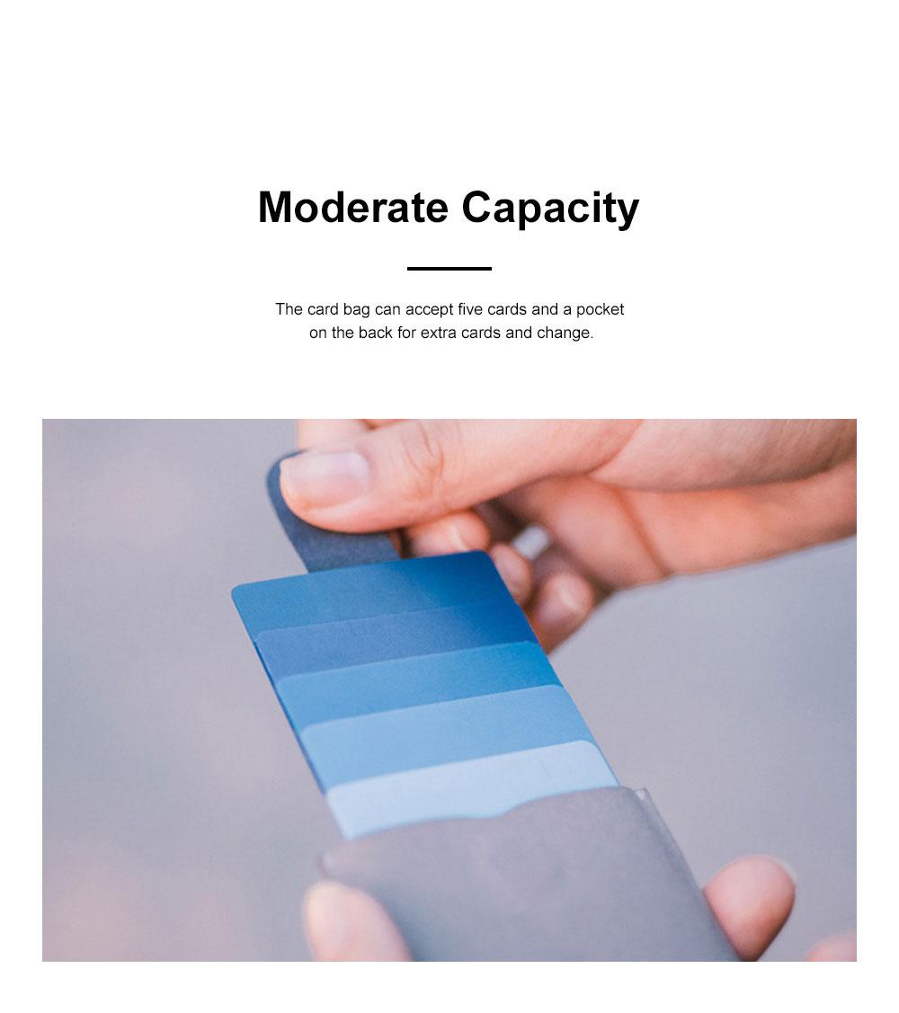 DAX 2.0 Multi-card Wallet Cascading Progressive Fashion Multi-card Wallet Men's and Women's Wallets 2