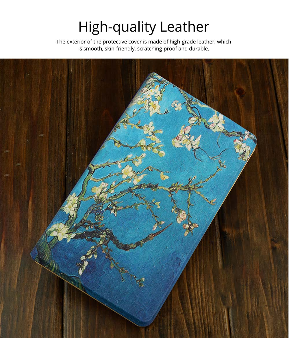 10.1 Inch Smooth Leather Breaking-proof Scratching-proof Xiaomi 4 Plus Protective Case Stylish Smart Full Protection Cover 5
