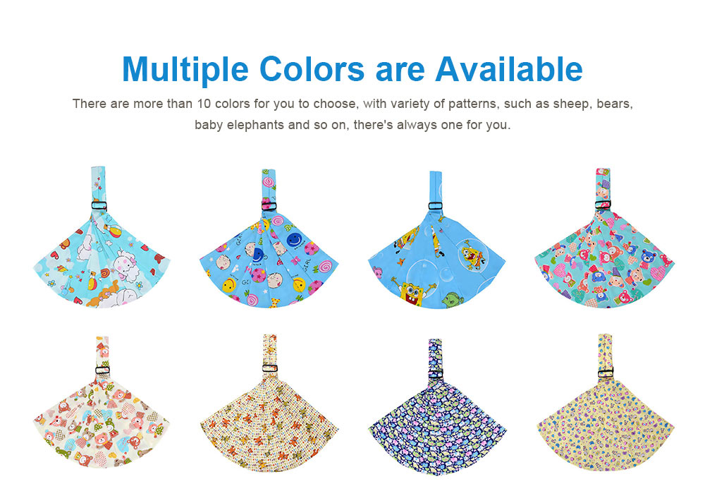 Baby Straps Baby Carriers, Multiple Colors Single Shoulder CarrierToddler Product Suitable forNewborn Infants and Toddler 5