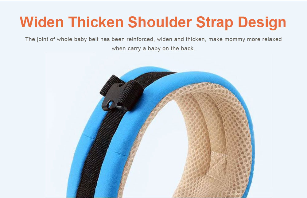 Multiple Functions Baby Carriers Waist Stool, Breathable Child Stool Hold Infant and Toddler Product for 0-36 months baby 3