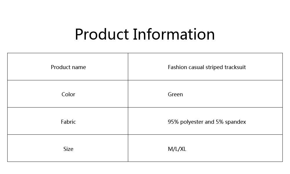 Imitation Silk Fabric Long-sleeved Pajamas set, Classic Lapel Fashion Casual Striped Tracksuit, Spring and Autumn 2019 6