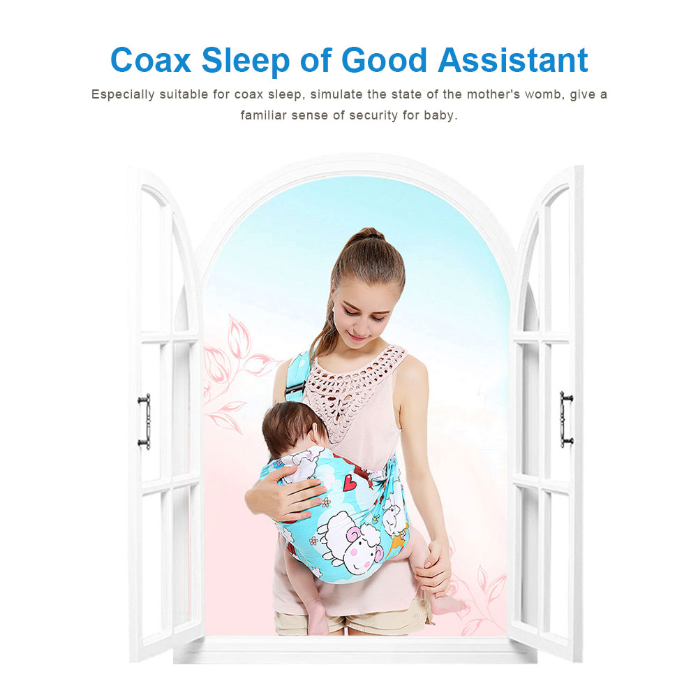 Baby Straps Baby Carriers, Multiple Colors Single Shoulder CarrierToddler Product Suitable forNewborn Infants and Toddler 2