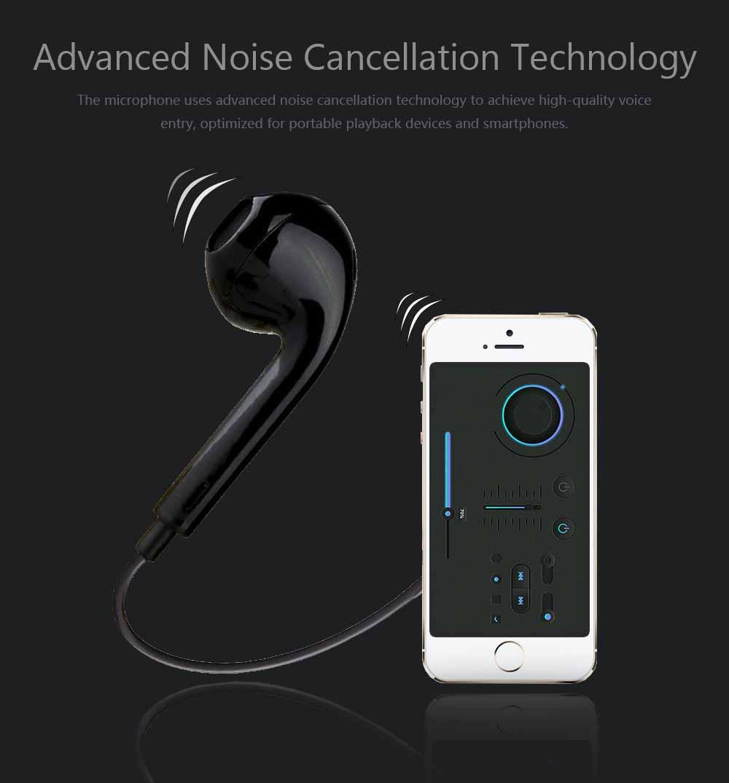 S6 Bluetooth Headset, Sports 4.1 Stereo Wireless Earbuds Gift Explosion Bluetooth Headset, Wireless Bluetooth Earphone 4