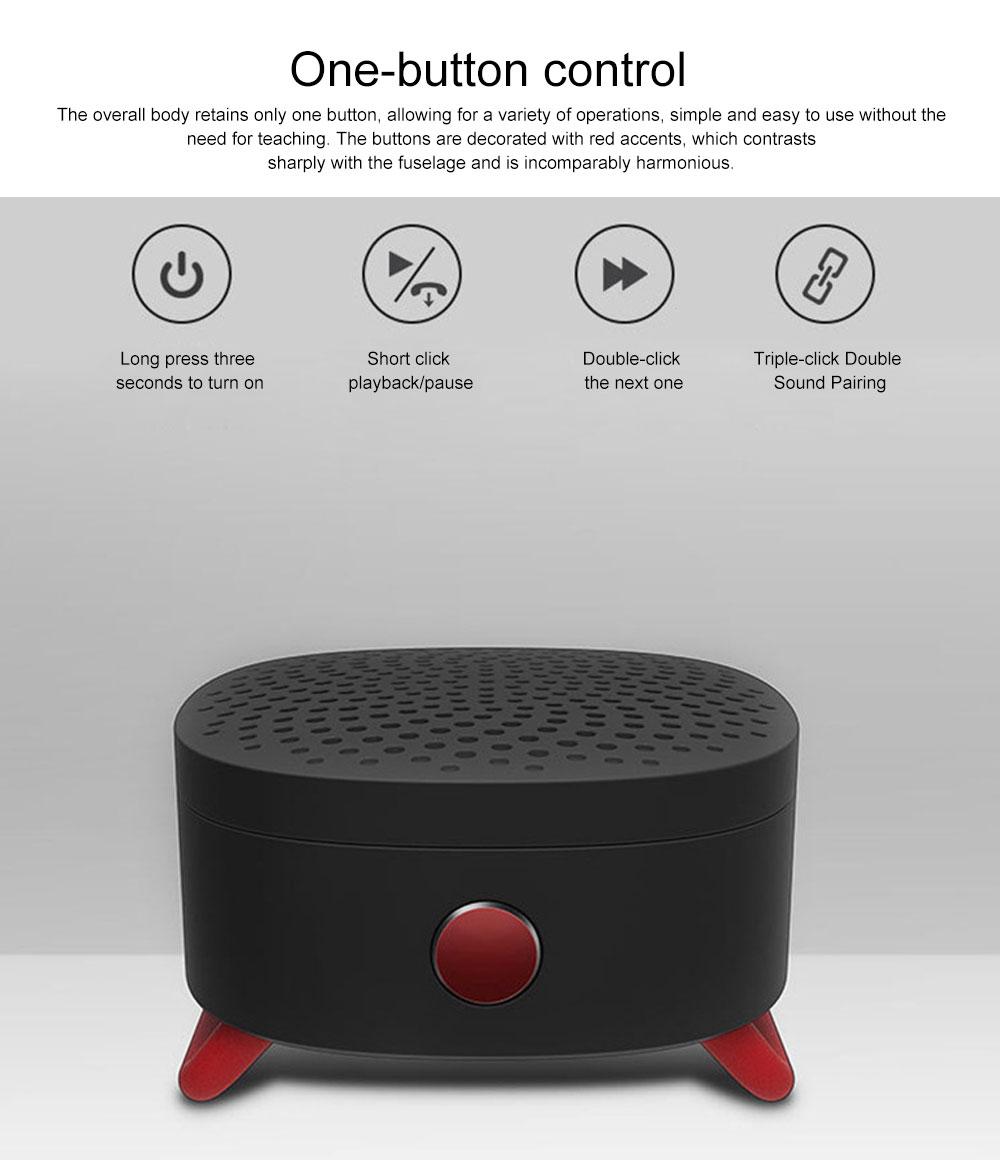 Wrist Mini Bluetooth Speaker Portable Subwoofer Creative Wireless Audio 6