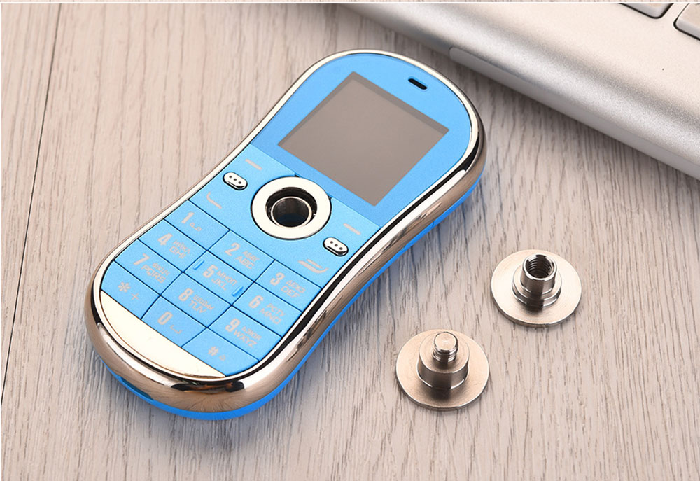 Multifunction Mini Phone Gyro Spinner Mobile Dual SIM Card GSM 900 1800 GPRS Bluetooth FM Radio Hand Spinner Cellphone With English Keyboard 16