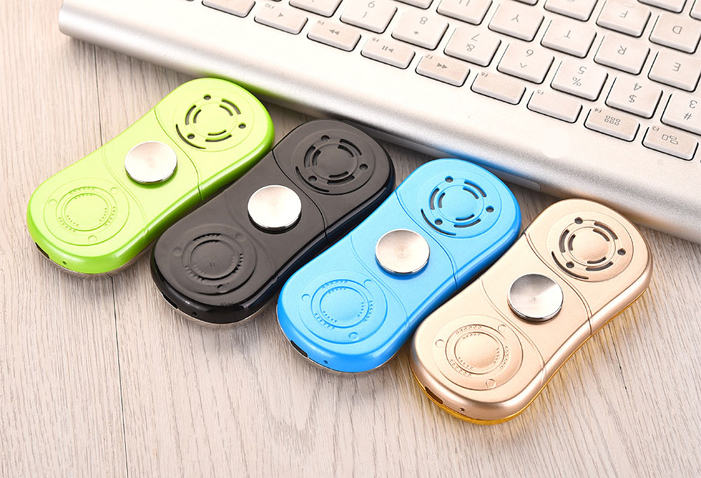 Multifunction Mini Phone Gyro Spinner Mobile Dual SIM Card GSM 900 1800 GPRS Bluetooth FM Radio Hand Spinner Cellphone With English Keyboard 7