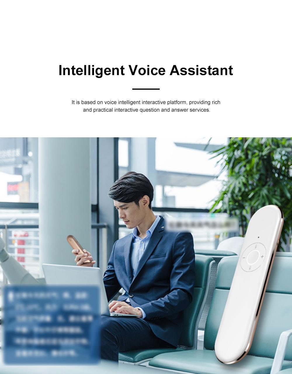Portable T9 Intelligent Translator English Learning Machine Travel Business Portable Translator 5