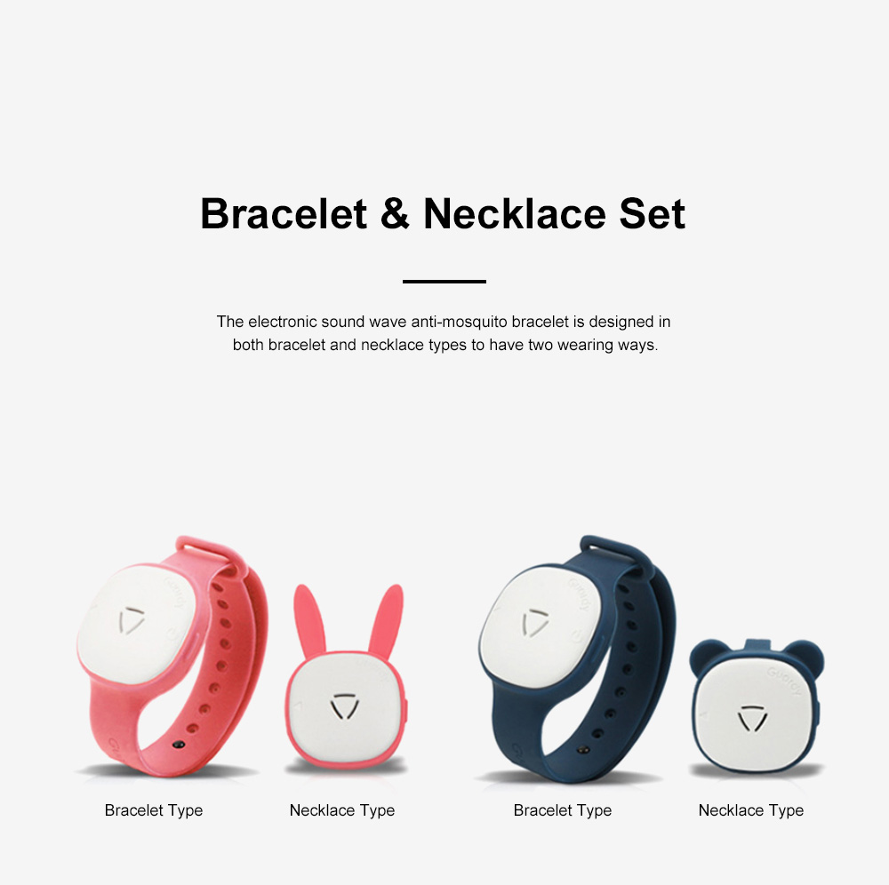Children's Electronic Anti-mosquito Silicone Wristband for Outdoors Camping Fishing Nontoxic Sound Wave Mosquito Repellent Bracelet for Kids 2