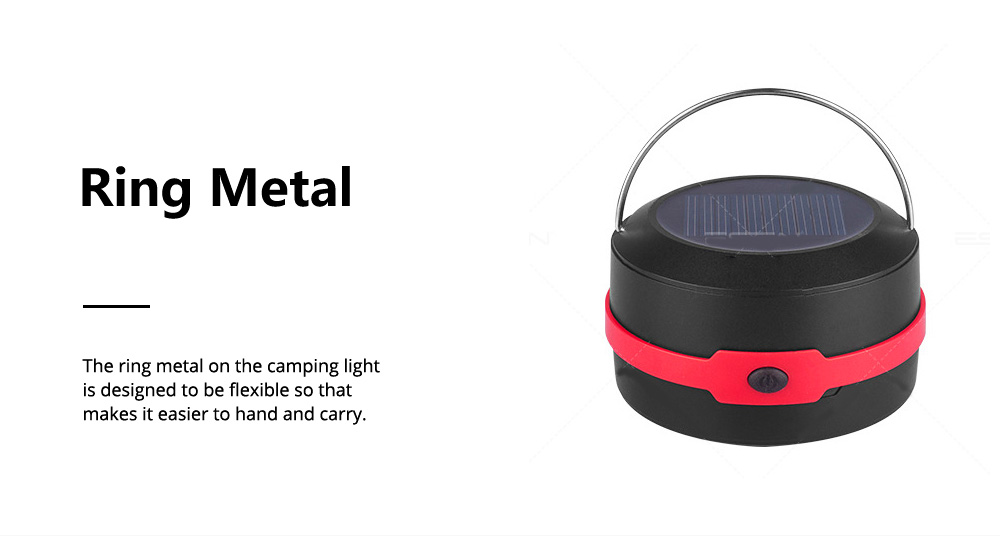 Rechargeable Pop-up LED Camping Light for Outdoor Activity Foldable Portable Telescopic LED Tent Lamp Handheld USB Chargeable Camping Lantern Ultra Bright Camping Lamp 3