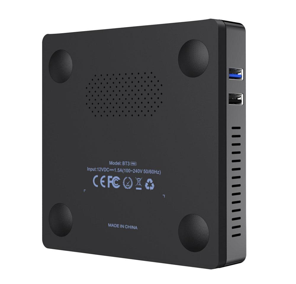 Beelink BT3 PRO II 4G/64G Mini Computer Mini PC Win10 BT 4.0 1000Mbps LAN 2.4/5.8G WIFI 7