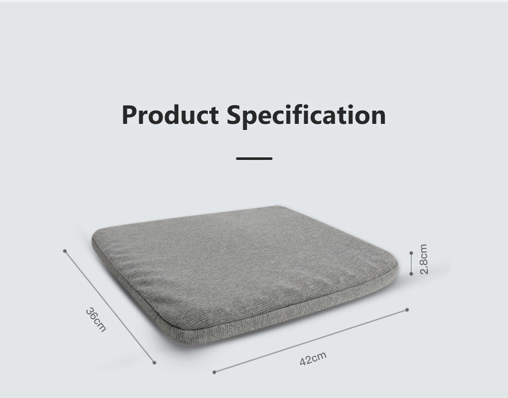 Breathable Honeycomb Seat Cushion for Sedentary Driving Japanese Elastic Jelly Ice Mat Bottom Stress-released Cellular Seat Mat Latticed Ice Cushion 10