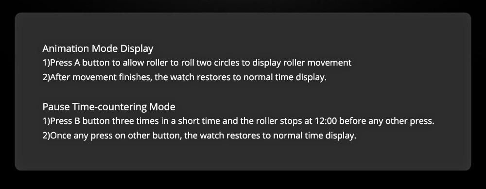 Fashionable Casual Men's Drum Watch with Genuine Leather Bracelet Waterproof Qualified Quartz Movement Wristwatch Round Dial Roller Wrist Watch 8