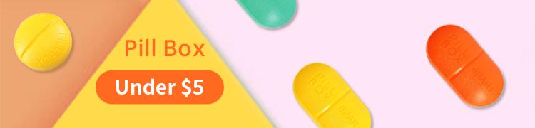 pill box under $5
