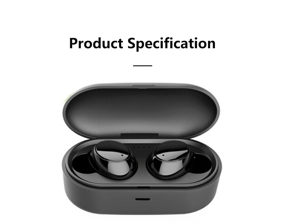 Mini Sports Bluetooth Headset 5.0 TWS Earphones Microphones Waterproof True Wireless Stereo Earbuds For Smart Phones 7