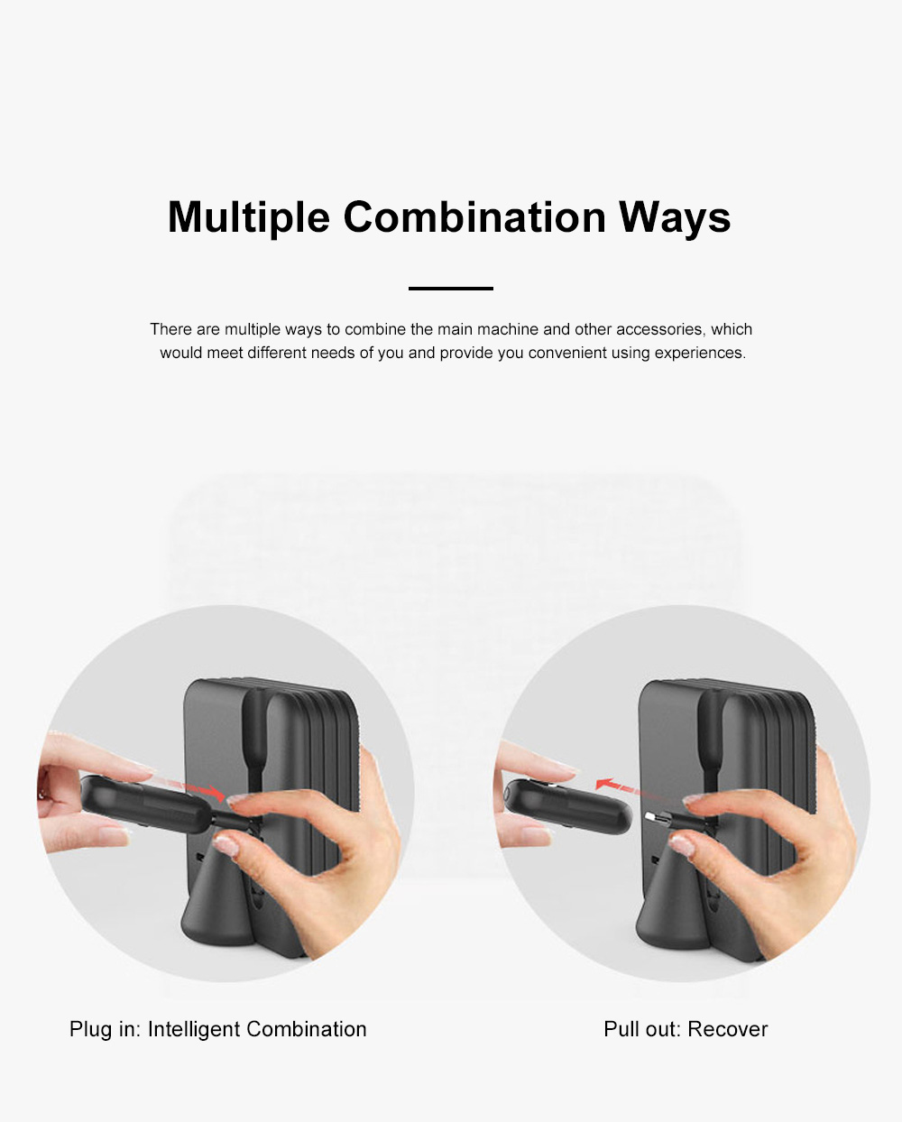 Portable Multifunctional Outdoors Bluetooth Music Box Suit Sound Box Wide Compatibility Power Bank Night Light 1
