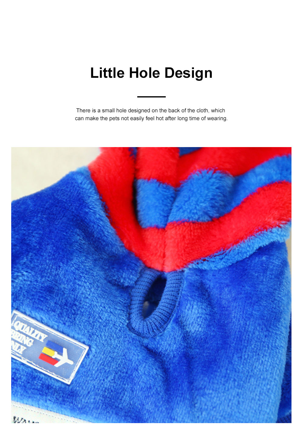 Creative Boarding Check Warm Pet Hoodie Embroidery Decorative Winter Autumn Puppy Little Dog Cat Pet Cloth Hooded Fleece 1