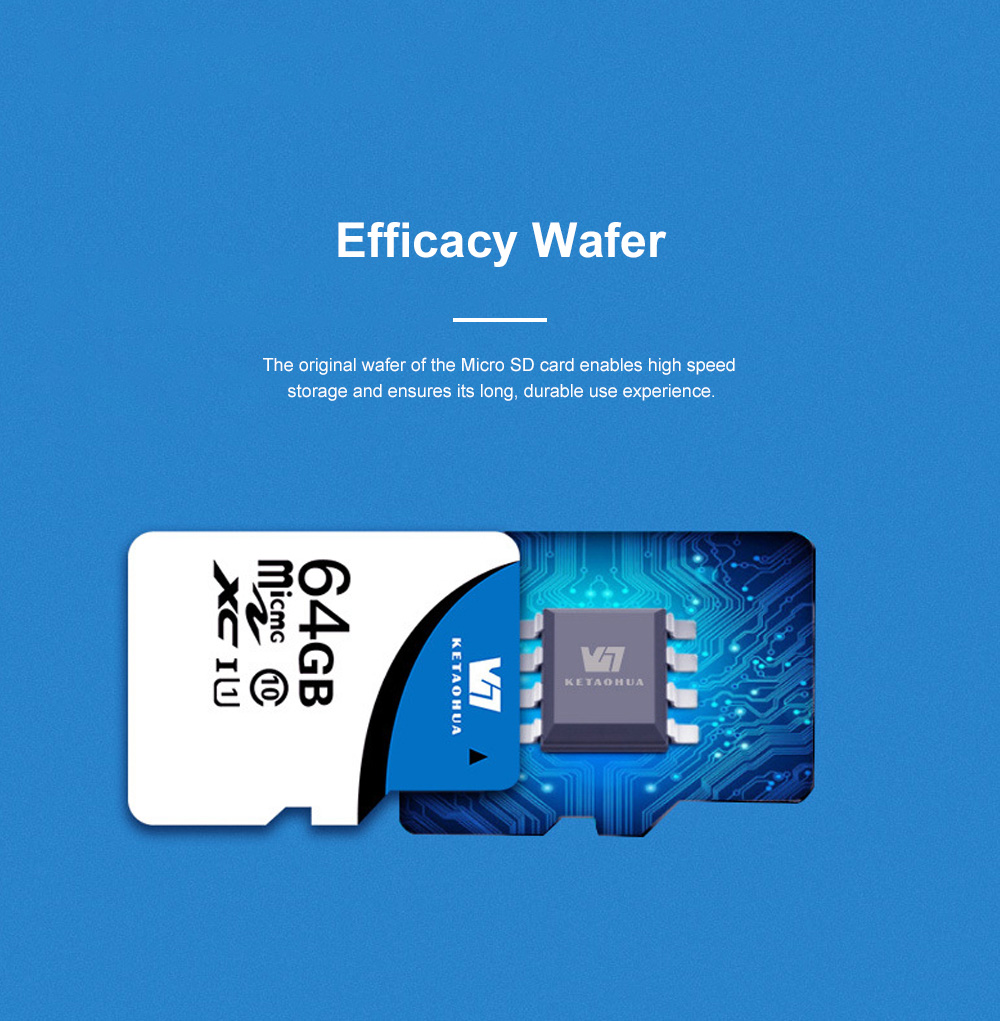 Micro SD Card for Automobile Data Recorder Surveillance Cameras Waterproof and Antimagnetic Hight-capacity TF Memory Card 2