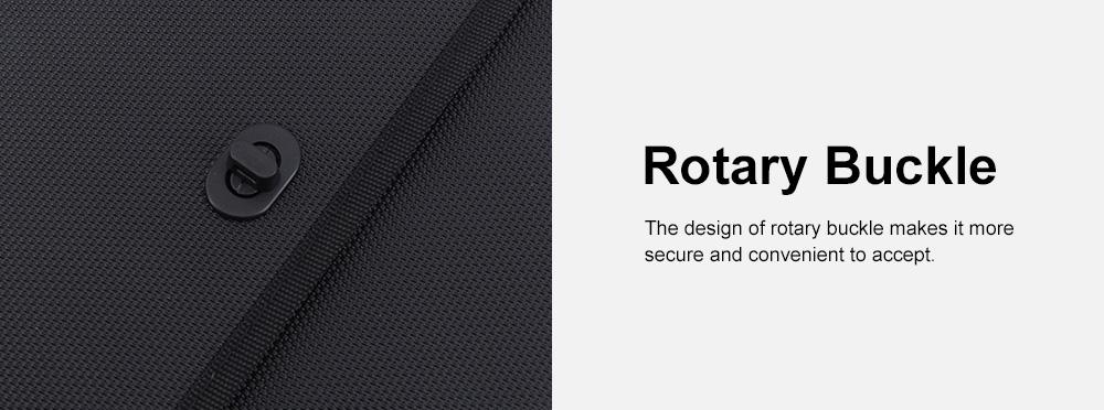 Portable Hand-held Knitted Organ Bag 26-tier Multi-tier Folders Office File Bag Paper File Bag 5