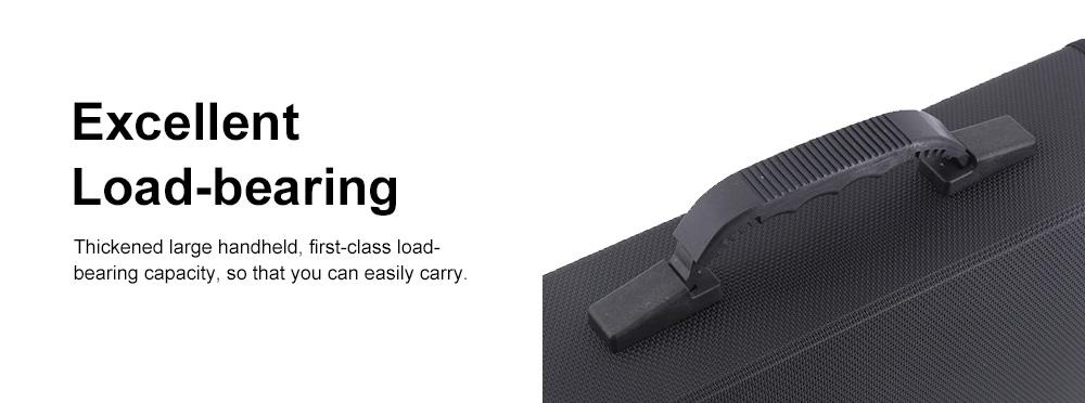 Portable Hand-held Knitted Organ Bag 26-tier Multi-tier Folders Office File Bag Paper File Bag 4