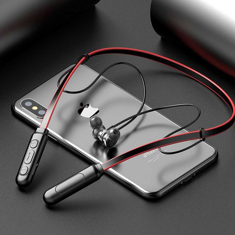 New Bluetooth Headset Neck-mounted Bluetooth Earphone, Sports Bluetooth Headset, Wireless Bluetooth Headset In-ear 7