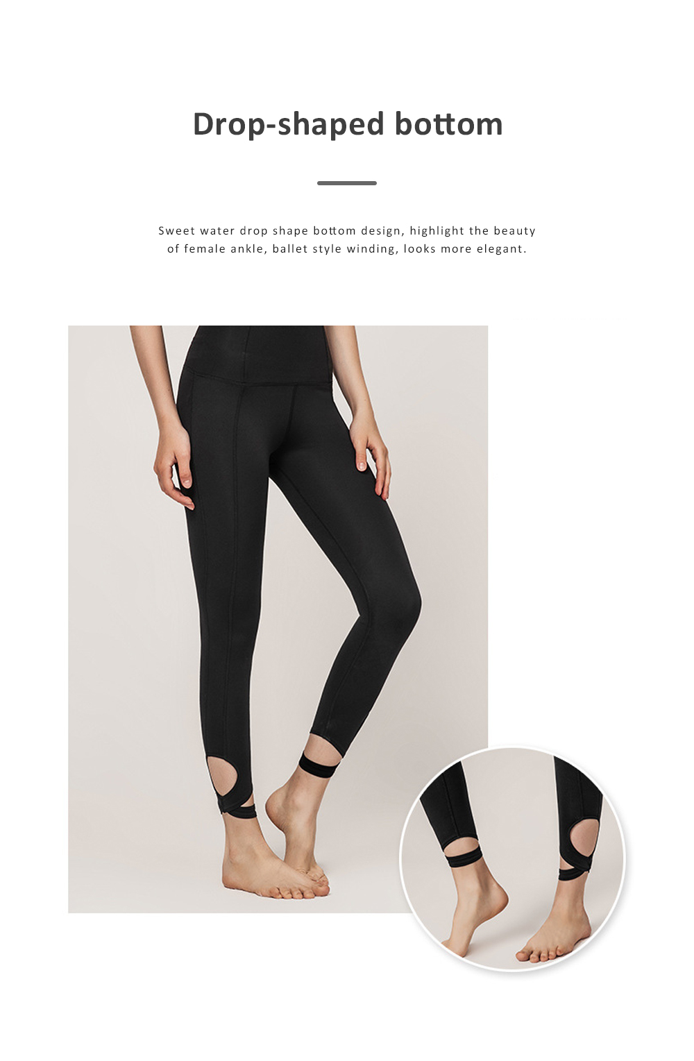 Women's Ultra Soft Yoga Suit With Strap-on Bra and High Waist Tummy Control Workout Leggings 5