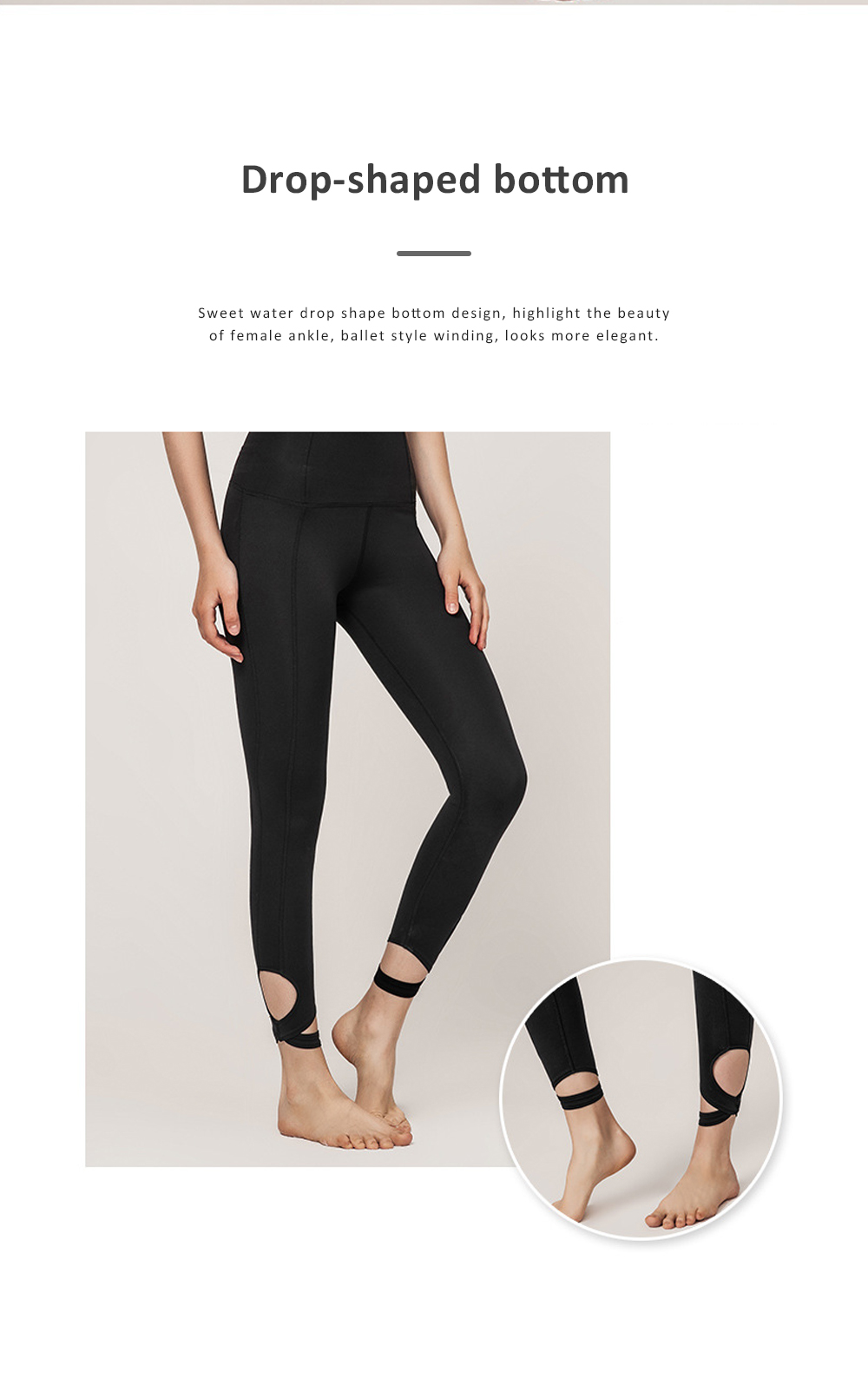 Women's Ultra Soft Yoga Suit With Strap-on Bra and High Waist Tummy Control Workout Leggings 3