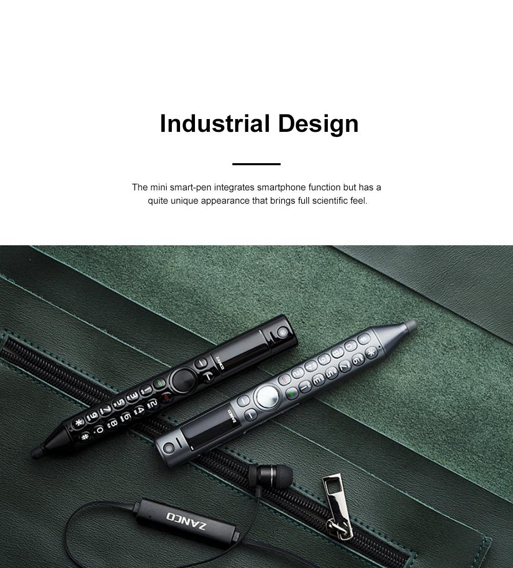 Mini Recording Smart-pen for Multifunctional Portable Exquisite Pen-like Smartphone Laser Pointer Digital Voice Recorder Backup Device 9