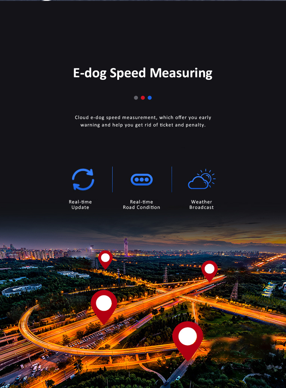 Hidden Car Recorder 1080P HD Dash Cam with Superior Night Model Wide Angle Voice Control G-Sensor Parking Monitor 7