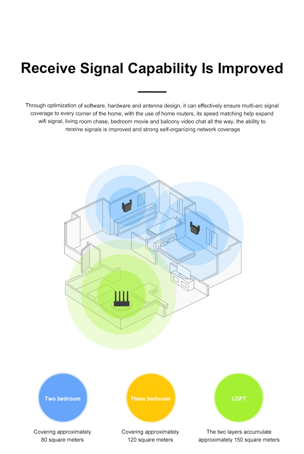 Xiaomi Wifi Repeater Pro Electric Power Cat 2.4G Wireless Range Extender Router Access Point 300mbps Home Plug 300m Signal Amplifier 5