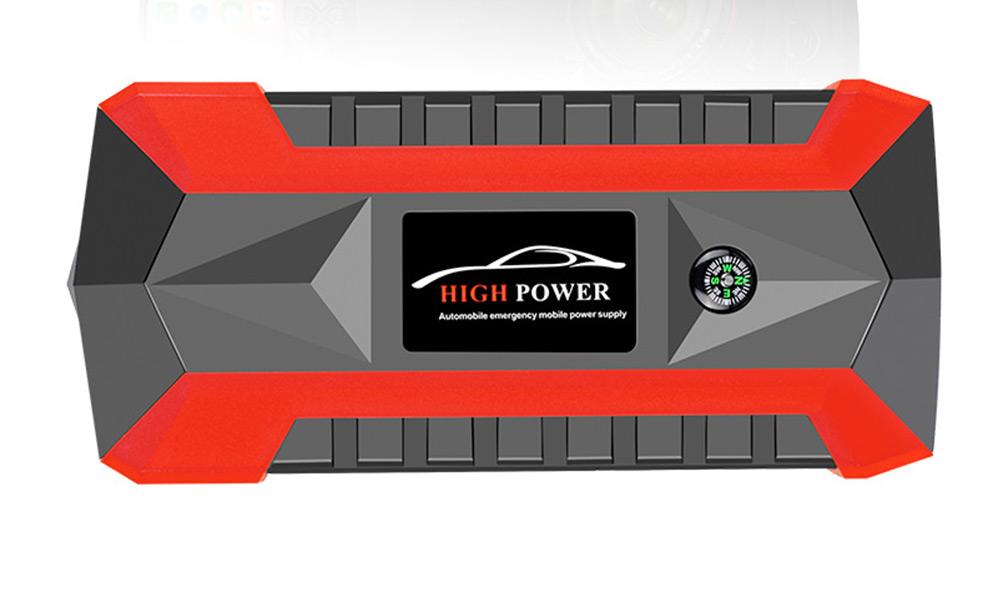 Automobile Emergency Starting Power Supply Automobile Diesel Gasoline Dual Start Standby Power Supply 8