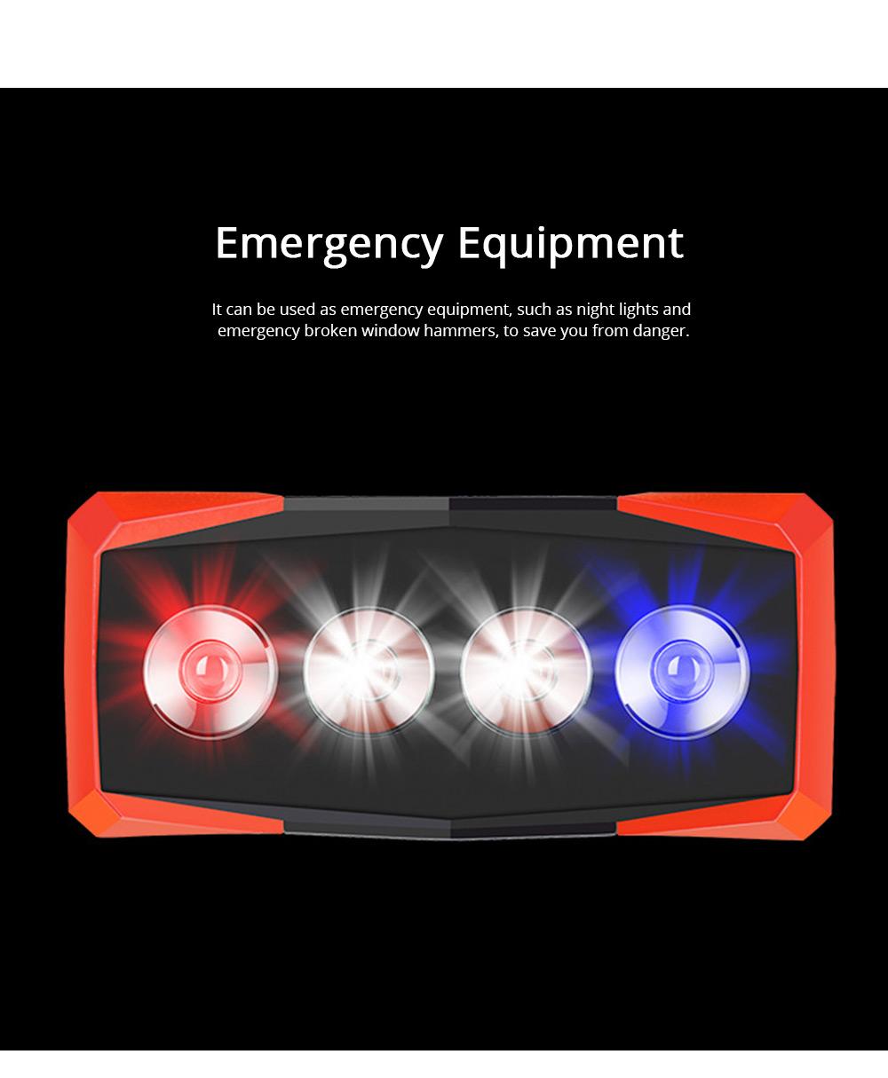 Automobile Emergency Starting Power Supply Automobile Diesel Gasoline Dual Start Standby Power Supply 6