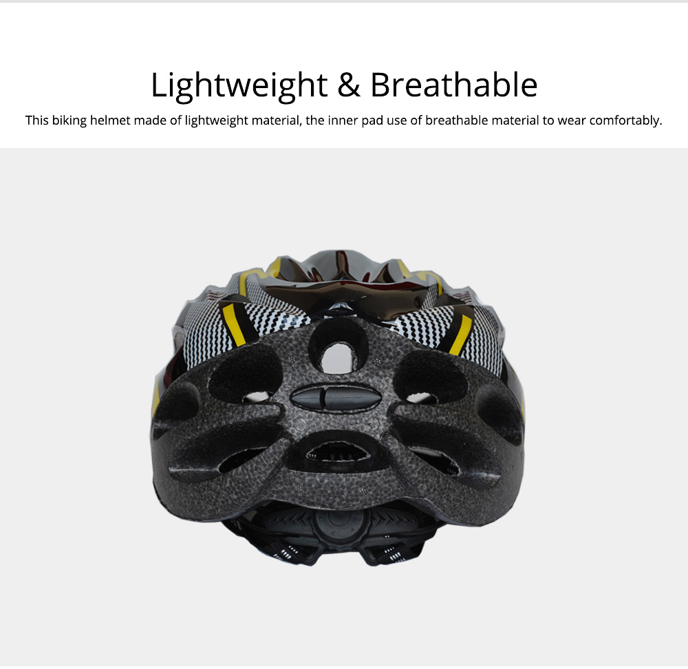 Bike Helmet Lightweight Safety Protection Cycling Helmet with 360 Degree Comfort System Dial-fit Adjustment 4