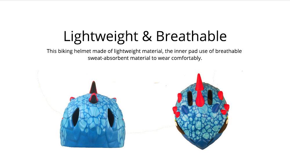 Carton Children's Helmet for Cycling, Sports, Lightweight Safety Protection Cycling Helmet Outdoor Sports Equipment 4