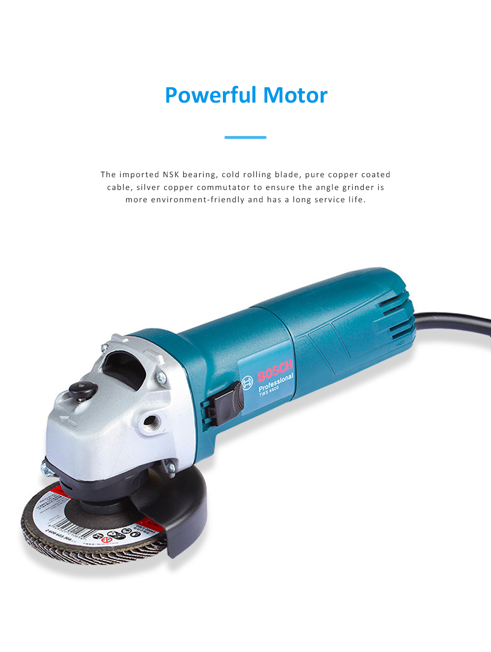Multifunctional Angle Grinder for Stone and Wood Cutting Metal Polishing Manual Operation Polishing Machine Mini and Lightweight Wood Plate Cutter 3
