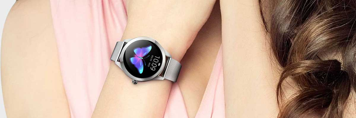 KW10 smartwatch for women